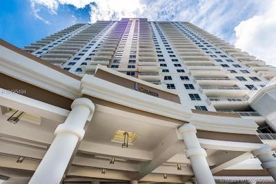 Miami Condo For Sale: 801 Brickell Key Blvd #1104