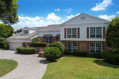 Fort Lauderdale Single Family Home For Sale: 51 Compass Isle