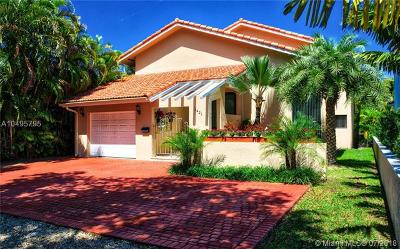 Coral Gables Single Family Home For Sale: 1421 Sorolla Ave