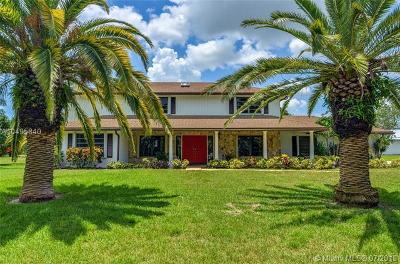 Delray Beach Single Family Home For Sale: 4024 Frances Dr