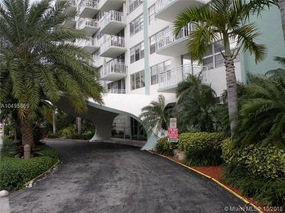 North Miami Condo For Sale: 2150 Sans Souci Blvd #B906