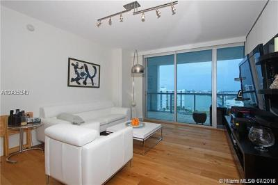 Miami Beach Condo For Sale: 6799 Collins Ave #1506