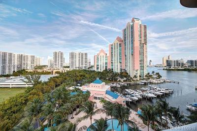 Aventura Condo For Sale: 3340 NE 190th St #1001