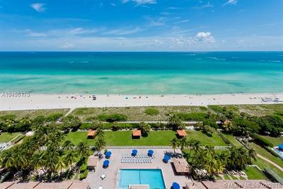Miami Beach Condo For Sale: 2555 Collins Ave #2105