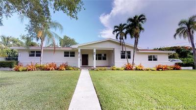Pinecrest Single Family Home For Sale: 7390 SW 131st St