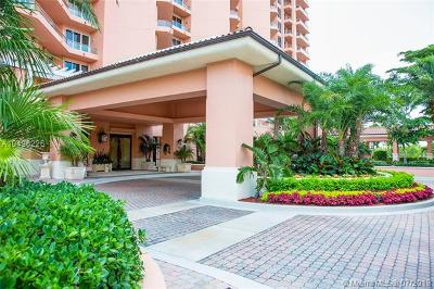 Coral Gables Condo For Sale: 10 Edgewater Dr #3G