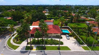 West Miami Single Family Home For Sale: 6386 SW 15th St