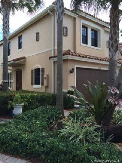 Parkland Single Family Home For Sale: 10870 NW 73rd Ct