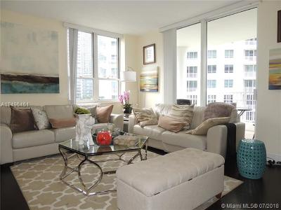 Miami Condo For Sale: 701 Brickell Key Blvd #604