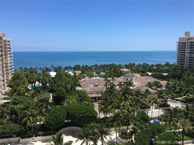 Key Biscayne Condo For Sale: 781 Crandon Blvd #1201