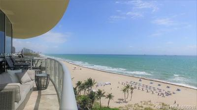 Fort Lauderdale Condo For Sale: 1200 Holiday Dr #702