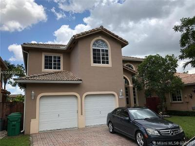 Single Family Home For Sale: 15364 SW 32nd Ter