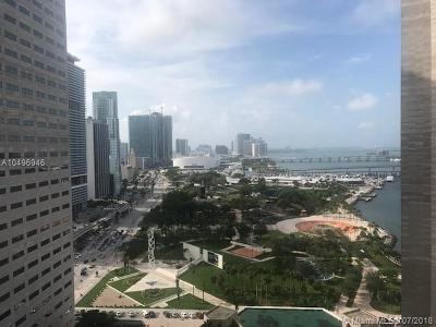 One Miami West Condo, One Miami Condo For Sale: 325 S Biscayne Blvd #2524