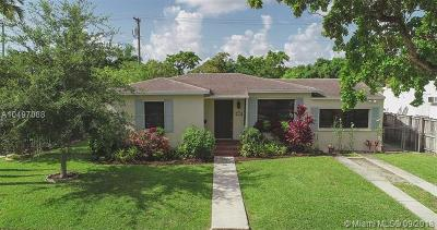 West Miami Single Family Home For Sale: 6226 SW 13 St