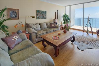 Hollywood Condo For Sale: 2301 S Ocean Dr #2601