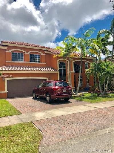 Cooper City Single Family Home For Sale: 2817 Poinciana Cir
