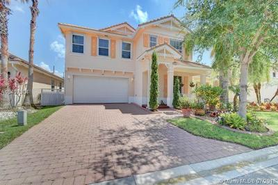 Royal Palm Beach Single Family Home For Sale: 587 Belle Grove Ln
