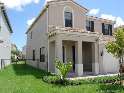 Miami Single Family Home For Sale: 605 NE 191st St