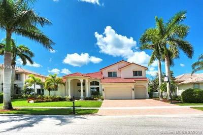 Wellington Single Family Home For Sale: 11750 Paradise Cove Ln
