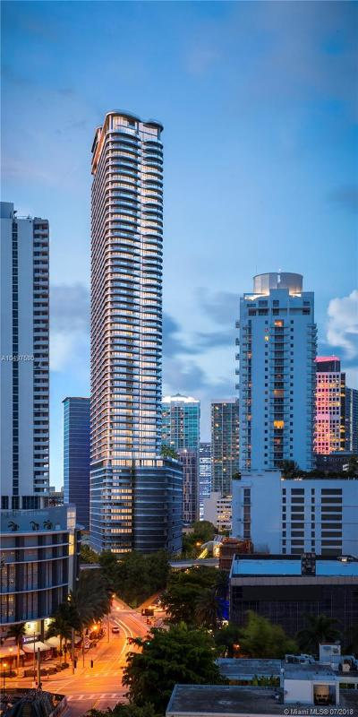 Brickell Flatiron Condo For Sale: 1001 S Miami Ave #3201