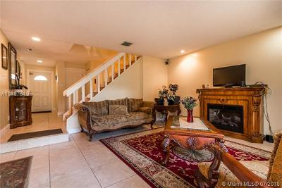 Plantation Condo For Sale: 8246 NW 9th Ct #7