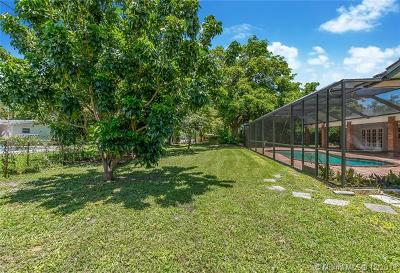 Pinecrest Single Family Home For Sale: 7305 SW 129th St