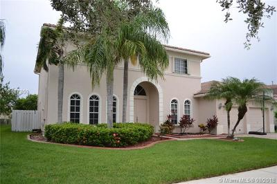 Pembroke Pines Single Family Home For Sale: 6143 SW 191st Ave
