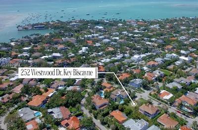 Key Biscayne Residential Lots & Land For Sale: 252 Westwood Dr