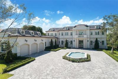 Coconut Grove, Coral Gables, Key Biscayne, Miami, Pinecrest Single Family Home For Sale: 6520 SW 94th St