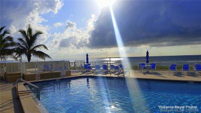 Lauderdale By The Sea Condo For Sale: 4050 N Ocean Dr #507
