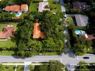 South Miami Residential Lots & Land For Sale: 5907 SW 80th St