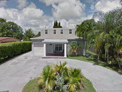 Fort Lauderdale Single Family Home For Sale: 4537 SW 24th Ave