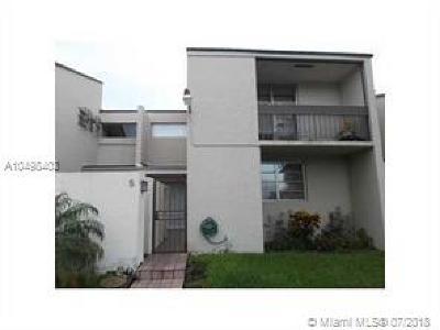Miami Condo For Sale: 9171 Fontainebleau Blvd #5