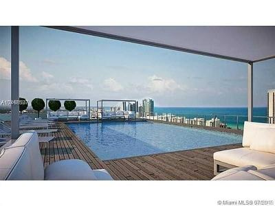 Hallandale Condo For Sale: 2600 E Hallandale Beach Blvd #T1502