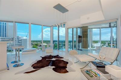 Fort Lauderdale Condo For Sale: 333 Las Olas Way #1101