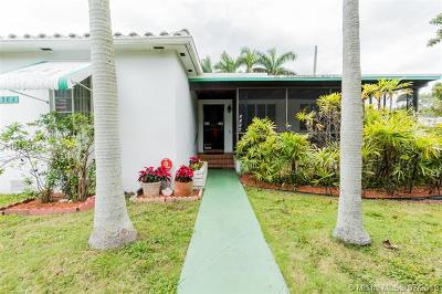 South Miami Single Family Home For Sale: 5304 SW 57th Ave