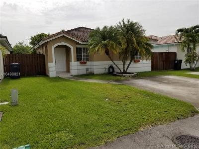 Single Family Home For Sale: 13913 SW 151st Ct