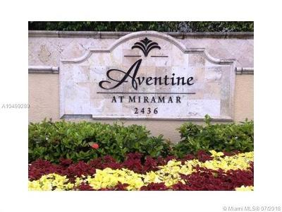 Miramar Condo For Sale: 2451 Centergate Dr #302