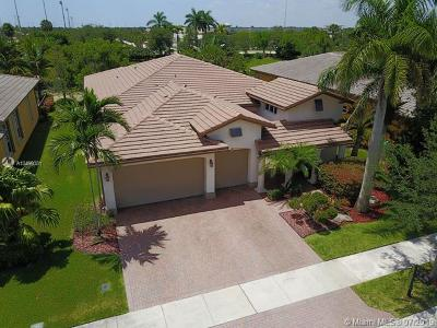 Parkland Single Family Home For Sale: 10970 NW 78th Pl