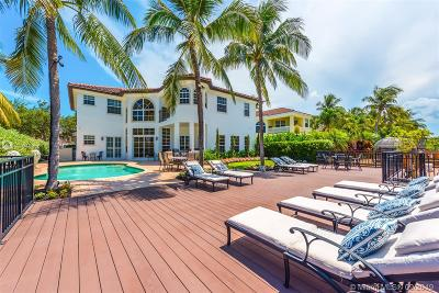 Hollywood Single Family Home For Sale: 875 Captiva Drive