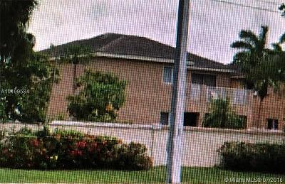 Pembroke Pines Single Family Home For Sale: 16170 SW 16th St