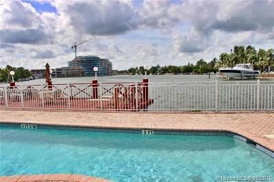 Miami Beach Condo For Sale: 4730 Pine Tree Dr #7