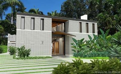 Miami Beach Single Family Home For Sale: 5838 Alton Rd