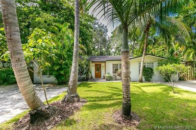 Miami FL Single Family Home For Sale: $1,120,000