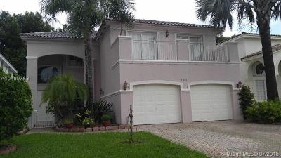 Doral Single Family Home For Sale: 4631 NW 94th Ct