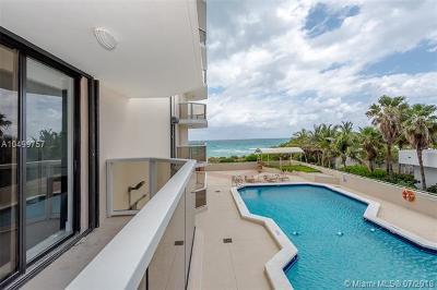 Miami Beach Condo For Sale: 6423 Collins Ave #304