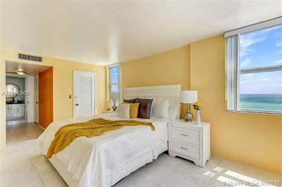 Miami Beach Condo For Sale: 6039 Collins Ave #1502