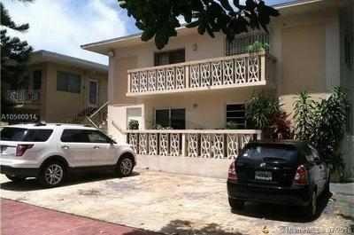 Miami Beach Condo For Sale: 944 Meridian Ave #5