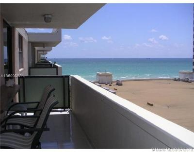 Miami Condo For Sale: 1621 Collins Ave #PH1004