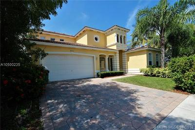 Cutler Bay Single Family Home For Sale: 8865 SW 208th St